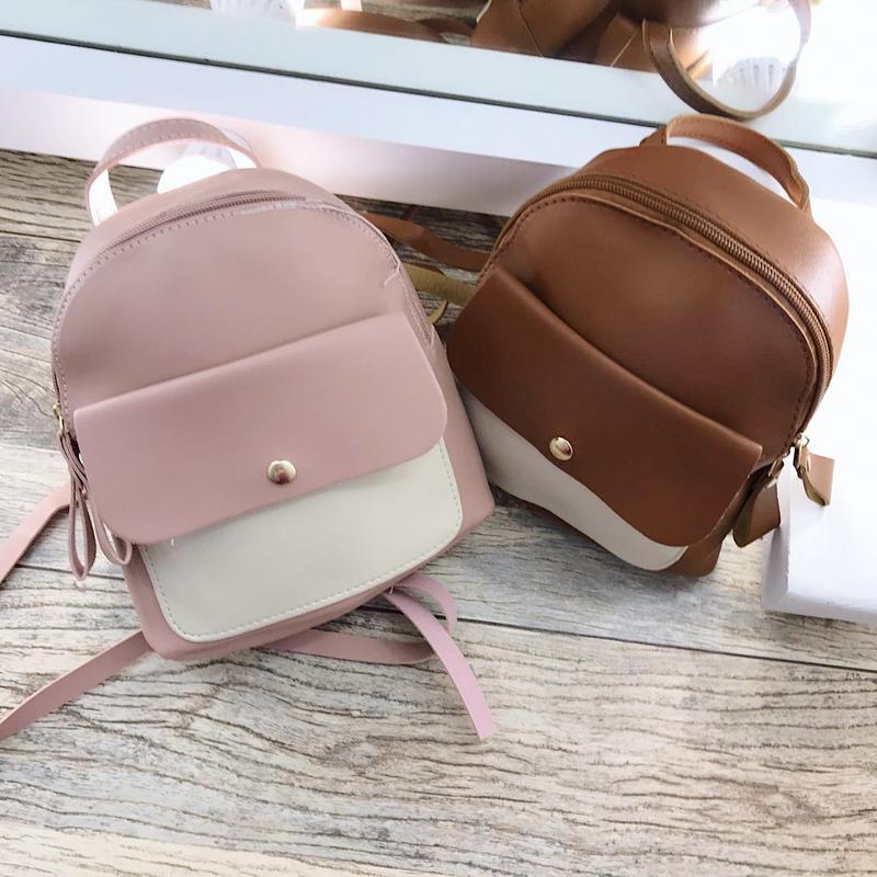 92177632e02a Идеальные маленькие рюкзачки, очень вместительные, цвета просто 🌸💔 новые,  в упаковках1 фото ...