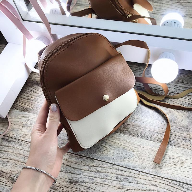 4fa9b03915cf ... Идеальные маленькие рюкзачки, очень вместительные, цвета просто 🌸💔  новые, в упаковках4 фото ...