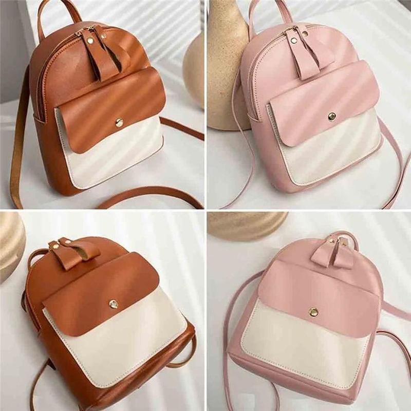 ff212594e508 ... Идеальные маленькие рюкзачки, очень вместительные, цвета просто 🌸💔  новые, в упаковках8 фото ...