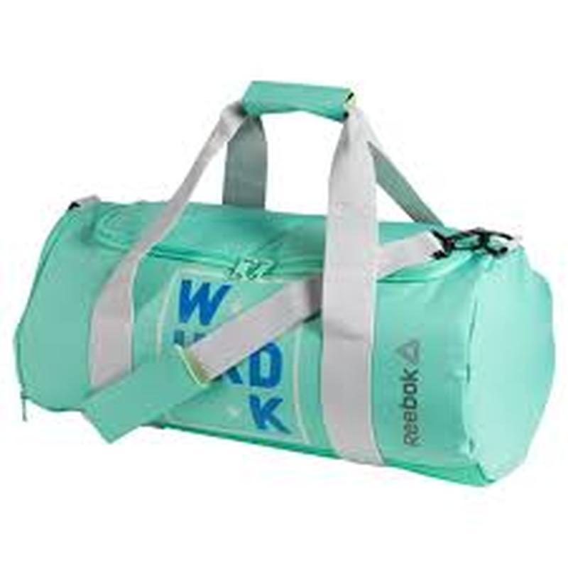 eaa9e04039dd Спортивная сумка reebok workout cylinder duffle оригинал Reebok ...