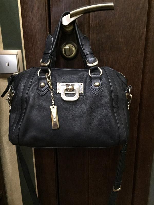 ade44a0da410 Шикарная сумка кожа dkny usa оригинал DKNY, цена - 1199 грн ...
