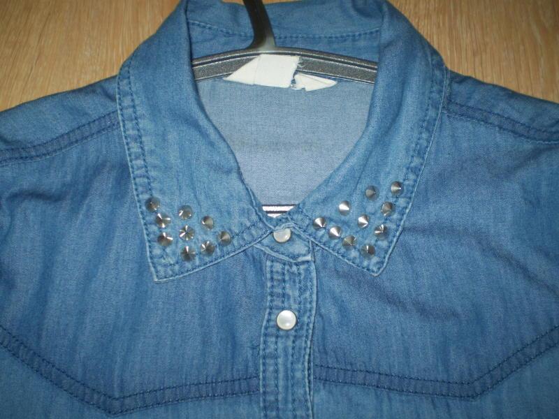 41c934f5715 ... Очень крутое джинсовое платье-рубашка dorothy perkins2 фото ...