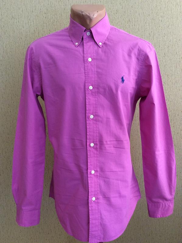 5600e5aec50 Мужская рубашка polo ralph lauren оригинал р s Ralph Lauren