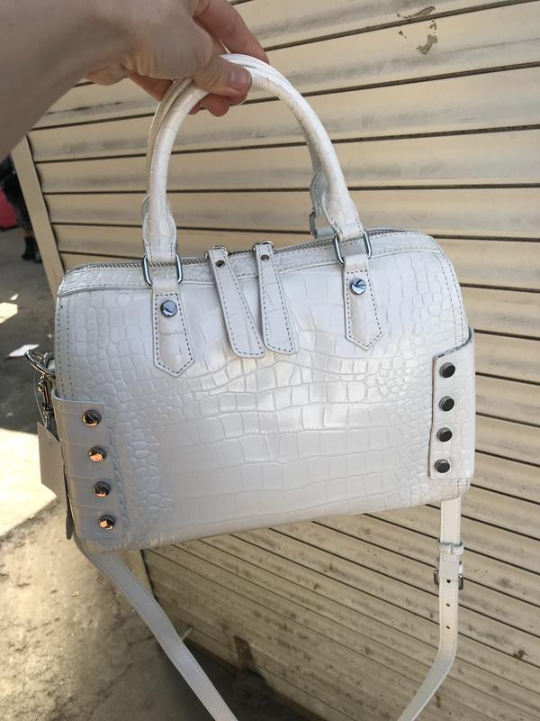 edc298e1a6ef Кожаная сумка сумка кожаная через плечо кроссбоди Италия, цена ...