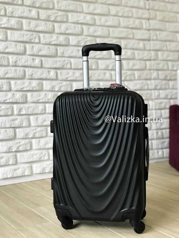 3cf6a2da3d49 Качество! чемодан пластиковый малый для ручной клади / валіза пластикова  маленька1 фото