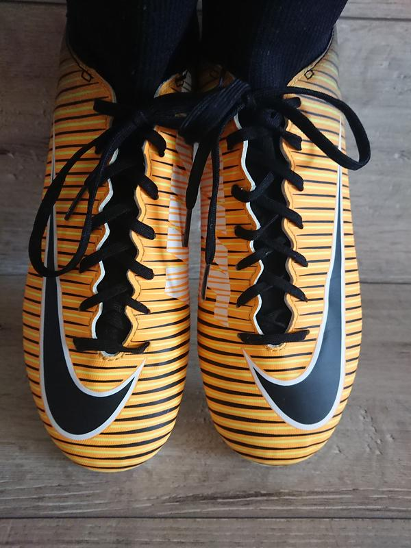 04366171 Бутсы копы найк nike mercurial victory vi df fg 40р 25 см Nike, цена ...