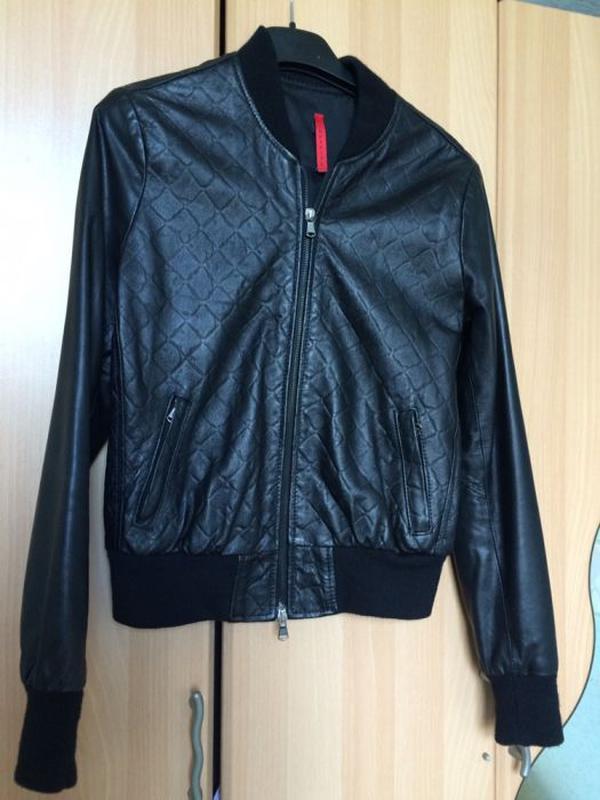 0b3e9b0c11f8 Кожаная куртка imperial Imperial, цена - 2300 грн,  2548578, купить ...