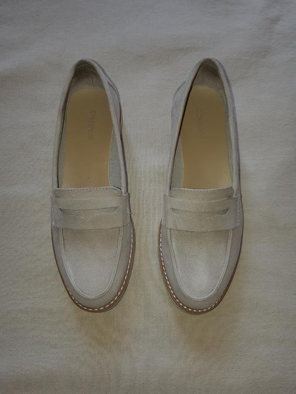 cc87ab2f5 Лоферы женские туфли без каблука 36 р Graceland, цена - 280 грн ...