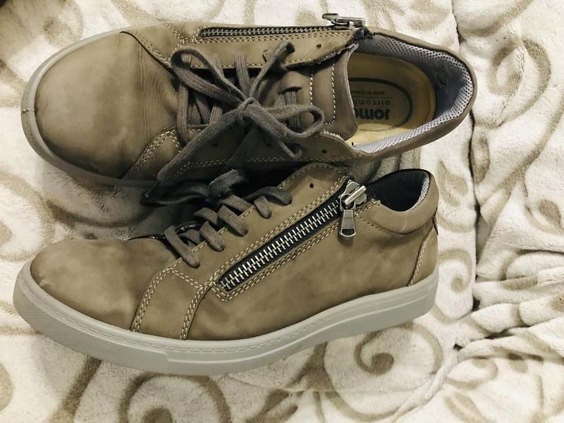 99c3aa61d Немецкие кожаные ботиночки jomos, цена - 500 грн, #22833291, купить ...