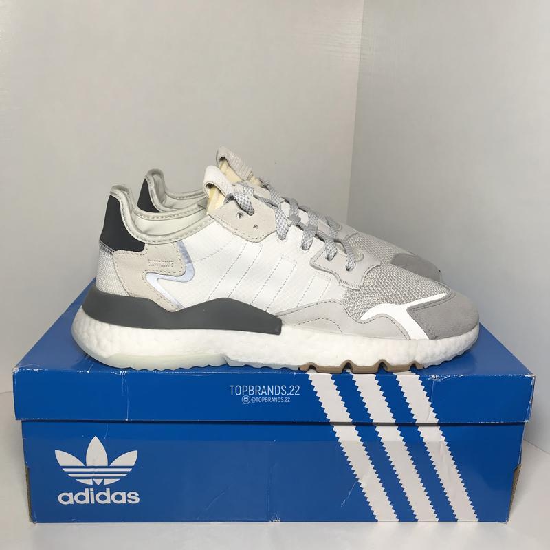 wholesale dealer fea10 e6f69 Кроссовки оригинал! adidas nite jogger, cg5950, 44 размер1 ...