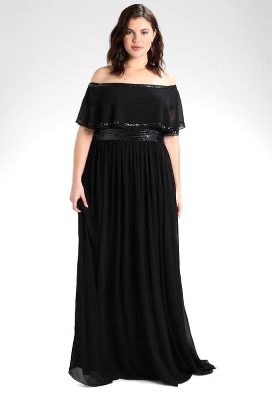 20fcd20ff2a48bc Роскошное вечернее платье с изящно оголенными плечами asos1 фото ...