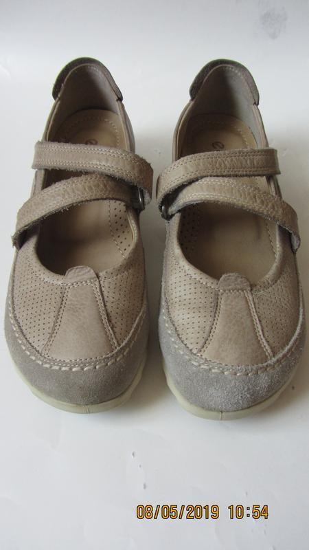 37760506de3e45 Бежеві літні туфлі ecco Ecco, цена - 550 грн, #23045487, купить по ...