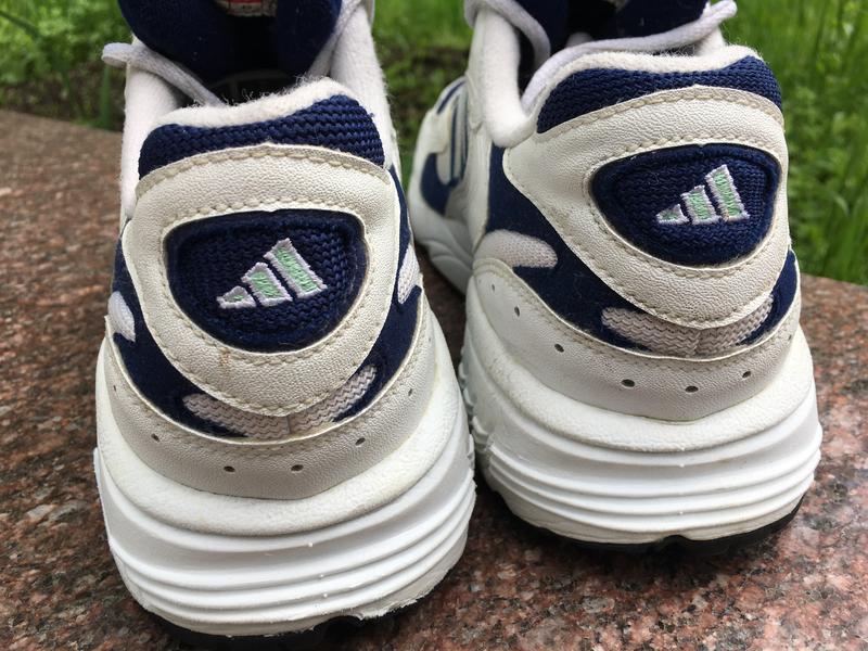 3a4d524b8481a2 ... Кроссовки adidas grind vintage 1999 белые, легкие р.42 original4 фото  ...