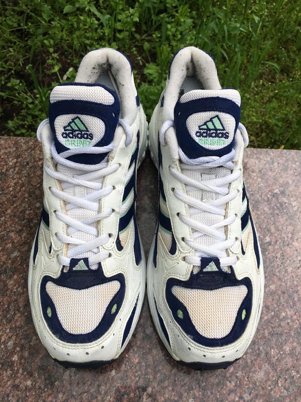 04a7ede3093137 ... Кроссовки adidas grind vintage 1999 белые, легкие р.42 original2 фото  ...