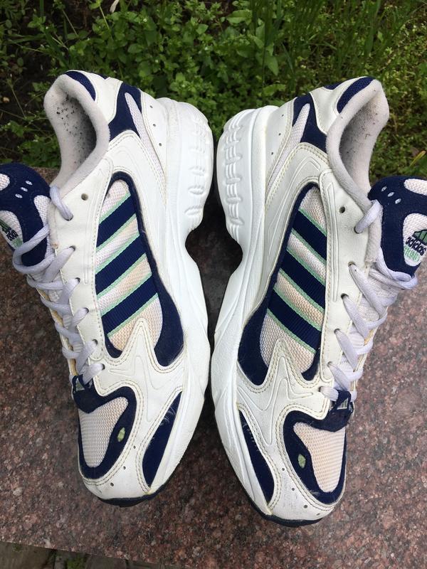 a073873351818e ... Кроссовки adidas grind vintage 1999 белые, легкие р.42 original3 фото  ...