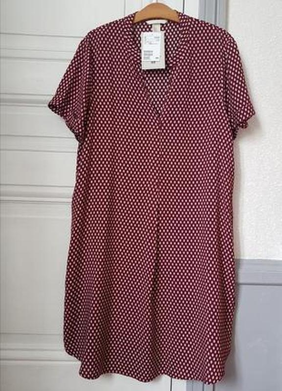 e5a473b98d1b Платье-рубашка h&m, туника hm (H&M) за 545 грн.
