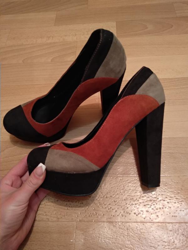 42b851fca83a Суперские туфли на высоком каблуке (Centro) за 100 грн.