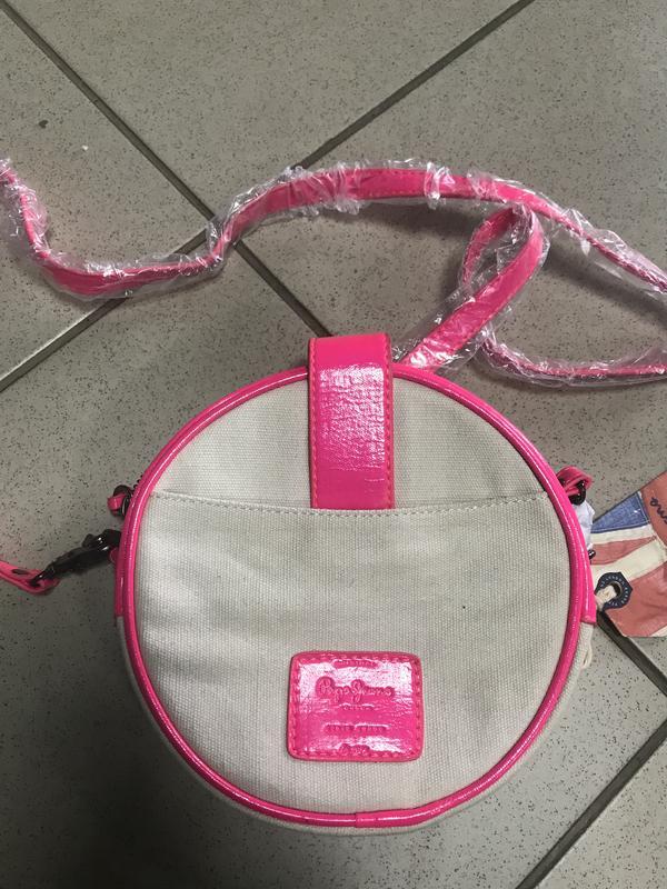 30142c474906 Сумочка кроссбоди стильная модная дорогой бренд pepe jeans1 фото ...