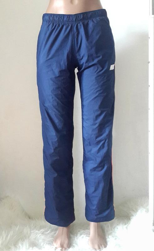 f062687c Женские спортивные штаны nike (оригинал), спортивные штаны с лампасами,  синие штаны nike1 ...