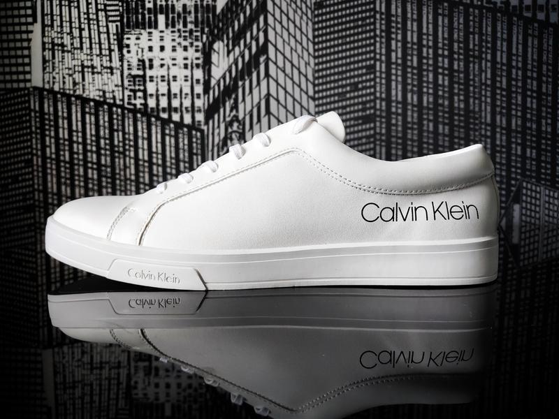 ea3afbcbd Кроссовки / кеды calvin klein (оригинал 100%) кожаные Calvin Klein ...