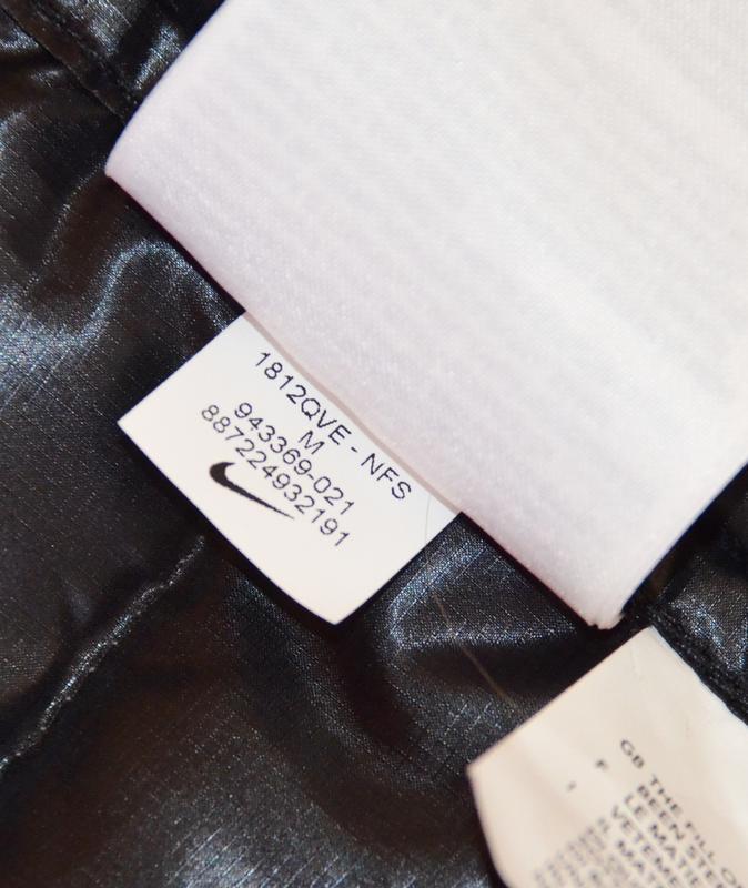 4f39a13f ... Куртка пуховик nike down fill windrunner packable jacket оригинал новый  с бирками8 фото ...