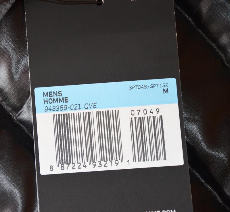 95382690 Куртка пуховик nike down fill windrunner packable jacket оригинал новый с  бирками6 фото ...