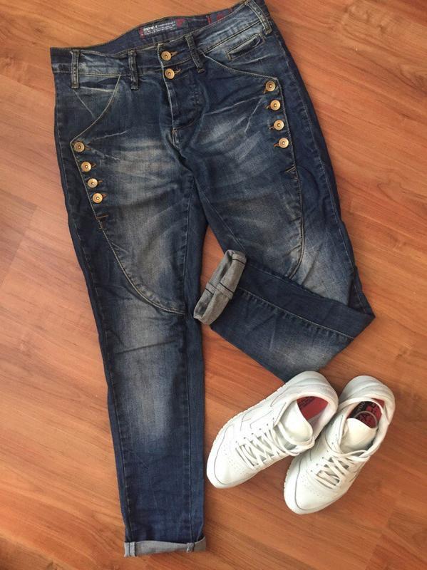 7460f10e71d Стильные джинсы boyfriend фирмы revolt Revolt Jeans