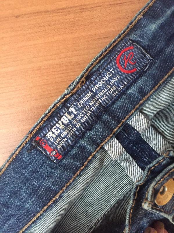 ca8796d43fc ... Стильные джинсы boyfriend фирмы revolt4 фото. Стильные джинсы boyfriend  фирмы revolt