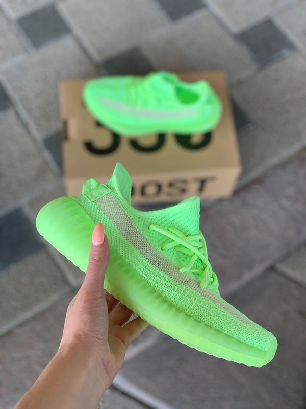 pretty nice 68ce2 217c3 Кроссовки adidas yeezy boost 350 neon green за 1550 грн.