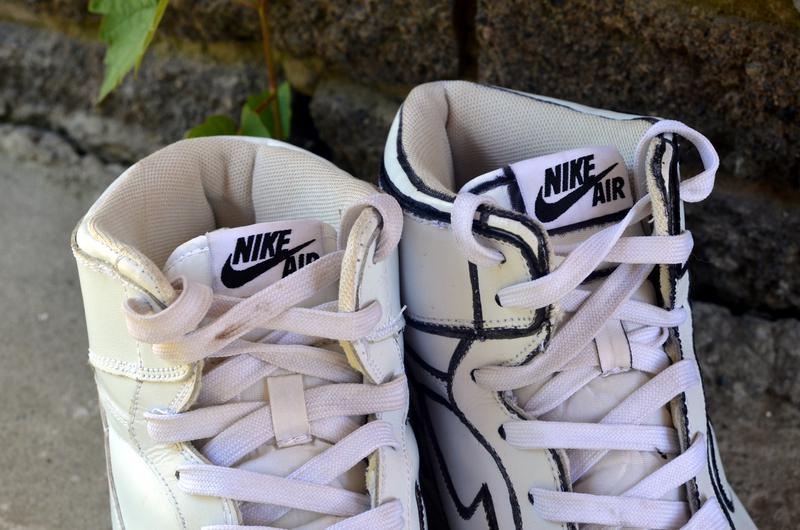 ????????? nike air jordan custom (Nike) ?? 600 ???.