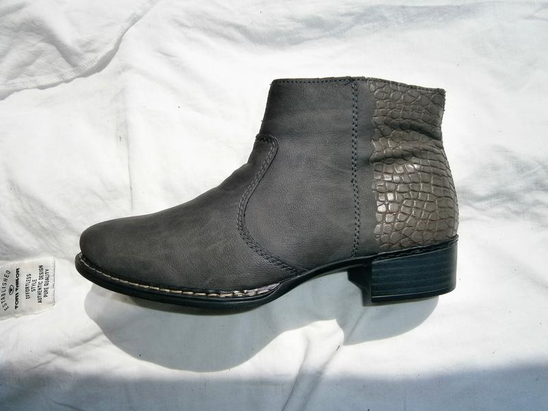 73e66a4929ba66 Чоботи жіночі короткі взуття rieker 7369 Rieker, цена - 850 грн ...