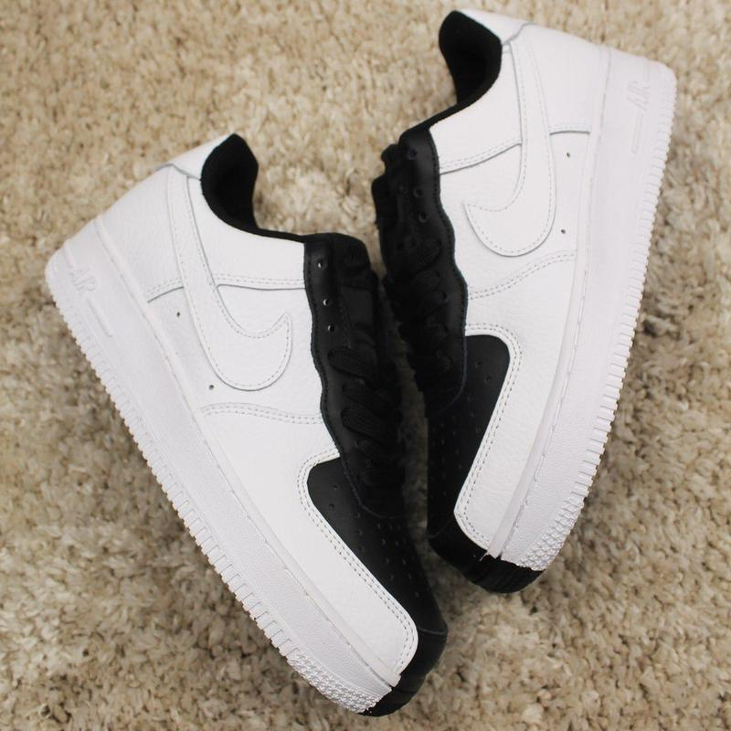 8c18aa2d Стильные кроссовки 😍 nike air force 1 low split white black 😍1 фото ...
