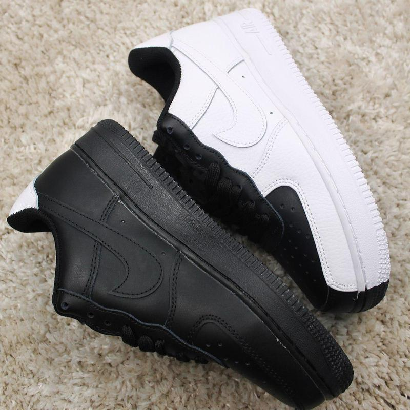 49d85f35 ... Стильные кроссовки 😍 nike air force 1 low split white black 😍3 фото  ...