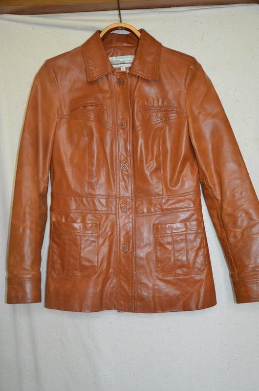 Крутая кожаная куртка тренч Blend She a41598d37cf0d