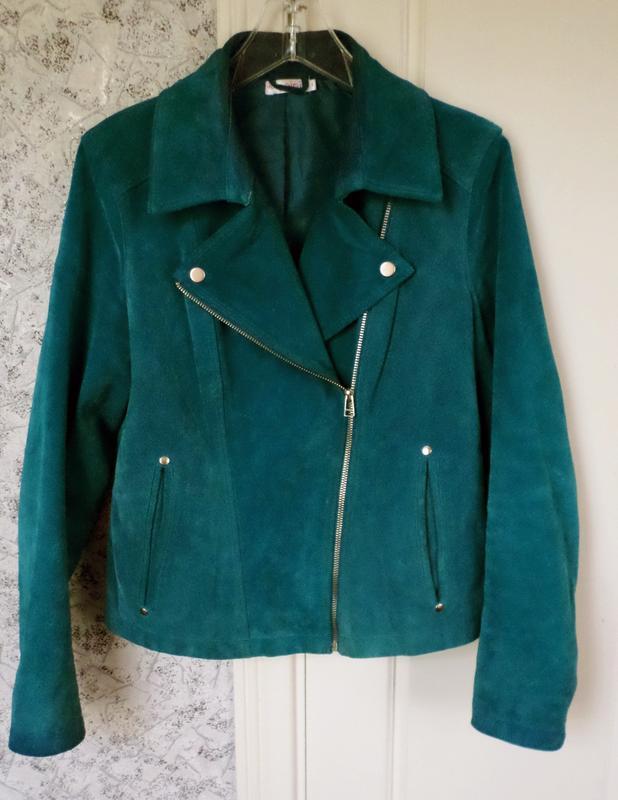 79553dae75a Куртка косуха из натуральной замши