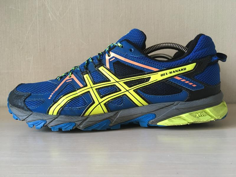 meilleur site web 8ecea b4b95 Кроссовки asics gel kanaku 2 men's trail оригинал 100% (Asics) за 550 грн.