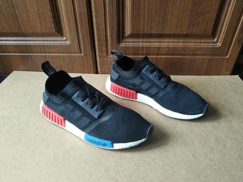 new concept d4edc 8087f Кроссовки adidas nmd runner pk og primeknit boost s79168 core black  (Adidas) за 899 грн.