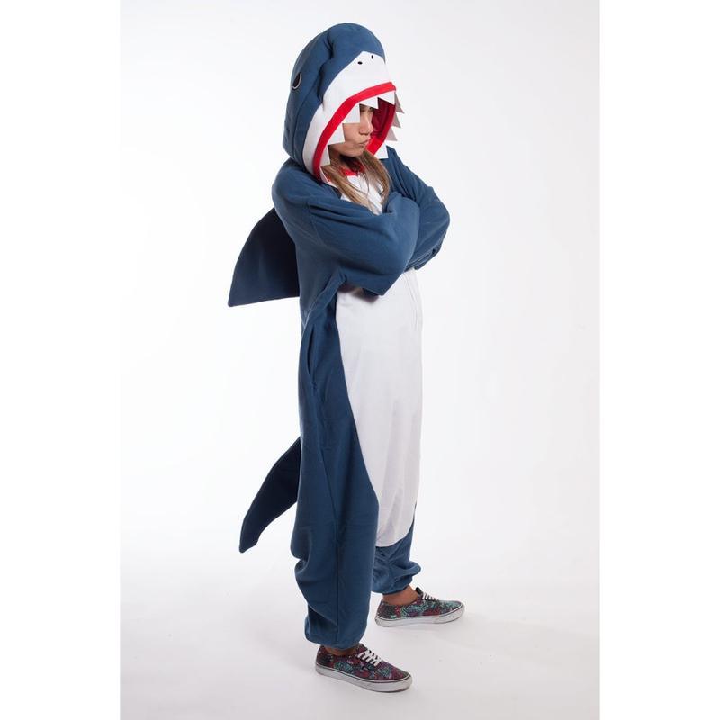 Кигуруми «акула» пижама, цена - 599 грн, #24819649, купить по доступной цене | Украина - Шафа