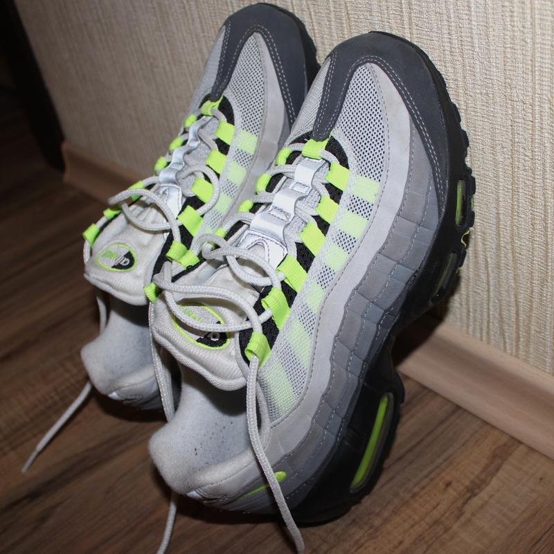 59f30294 Кроссовки nike air max 95 Nike, цена - 2700 грн, #2852337, купить по ...