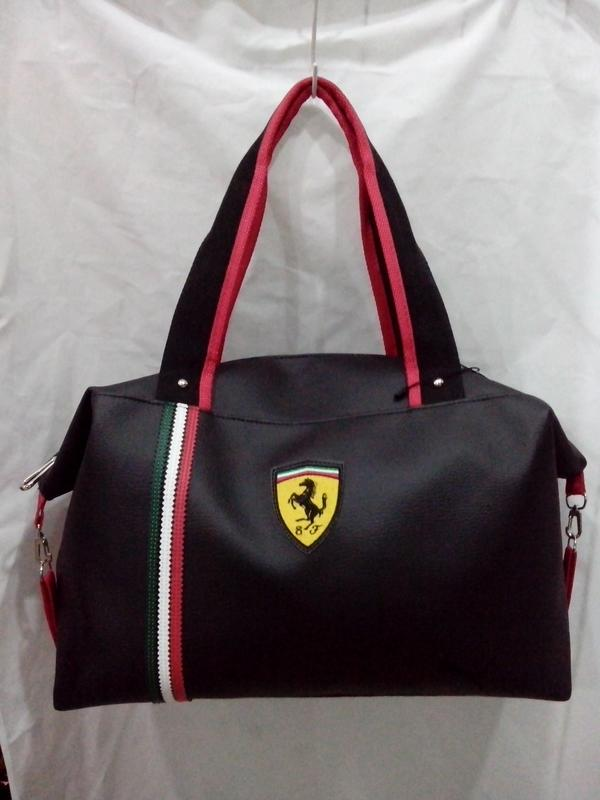 aac5e08b Спортивная сумка для фитнеса Puma Ferrari, цена - 430 грн, #372712 ...