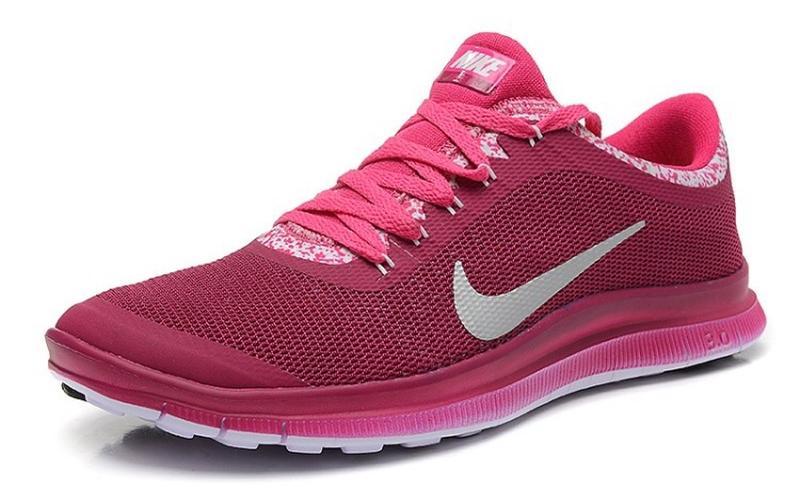 2a7bef7d Кроссовки nike free run 3.0 розовые беговые найки для зала и тренировок1  фото ...